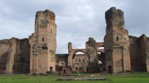 Kolosseum für Familien mit Caracalla Thermen